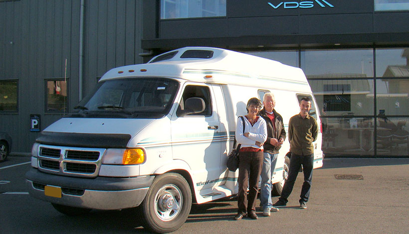 Dodge Campervan
