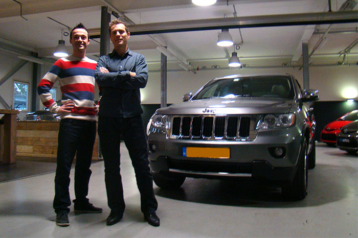Jeep Grand Cherokee import